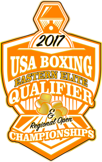 USA Boxing Chattanooga Eastern Qualifier Logo