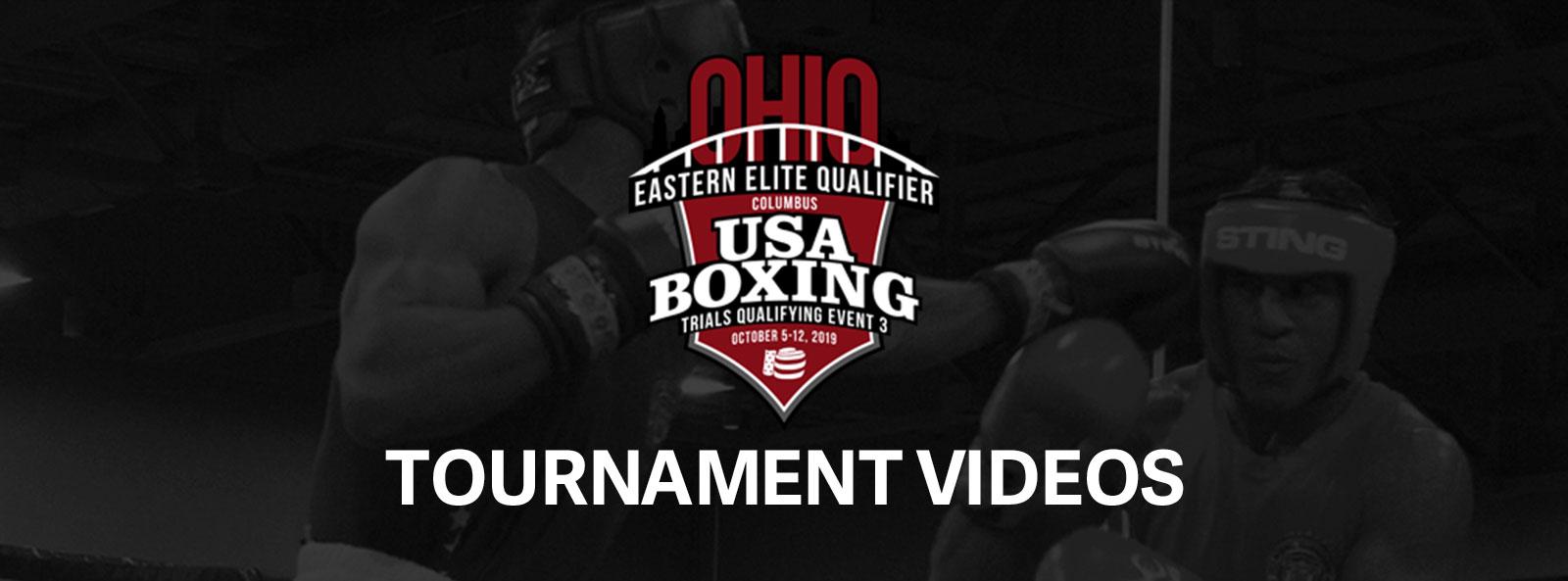 Eastern Qualifier Videos