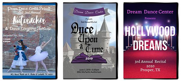 Dream Dance Center Recital Videos